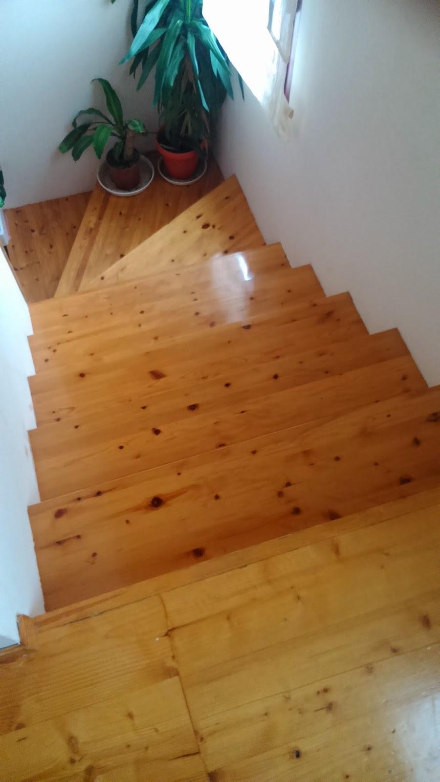 Caida por escaleras