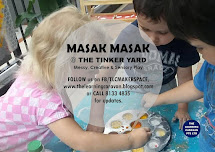 Masak Masak @ The Tinker Yard