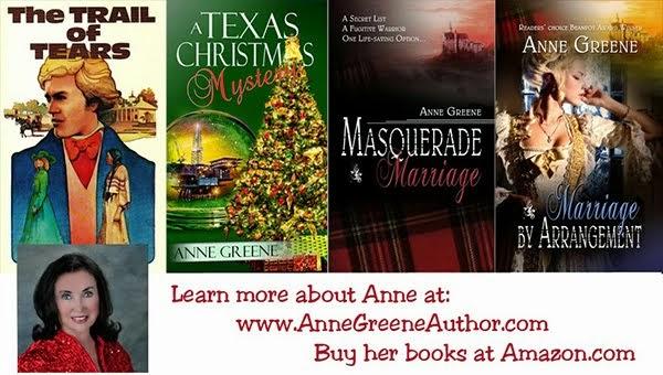 Anne Greene's Fiction Writing Classes