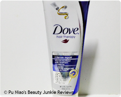 Dove Hair Therapy Intense Repair Daily Treatment Conditioner