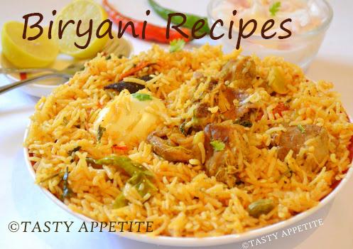Biryani Recipes Biryani Recipe Collections Indian