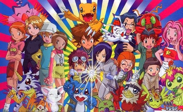 Digimon 2 Latino [50/50][MEGA]