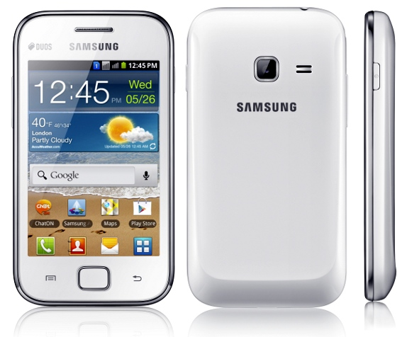 Update Galaxy Ace Duos S6802 to XXMA1 Android 2.3.6 Official Firmware