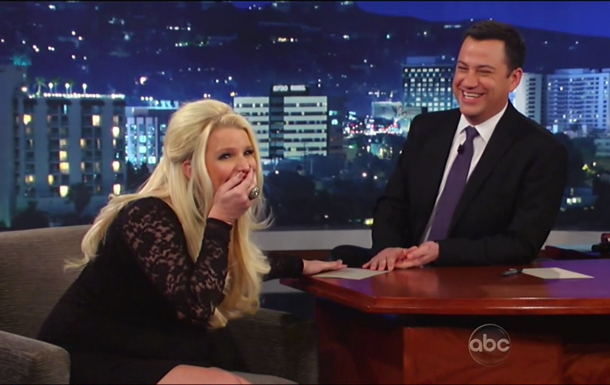 Jessica Simpson: Expecting a Boy