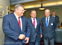 Τριμερής συνάντηση Αιγύπτου, Ελλάδος, Κύπρου στο Κάιρο – Θα συζητήσουν και την ΑΟΖ.