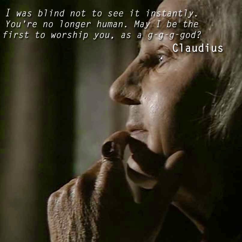 I Claudius Los Lunes Seriefilos