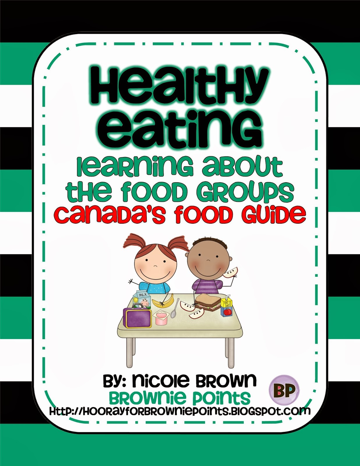 http://www.teacherspayteachers.com/Product/Healthy-Eating-Learning-About-the-Food-Groups-Canadas-Food-Guide-1030650