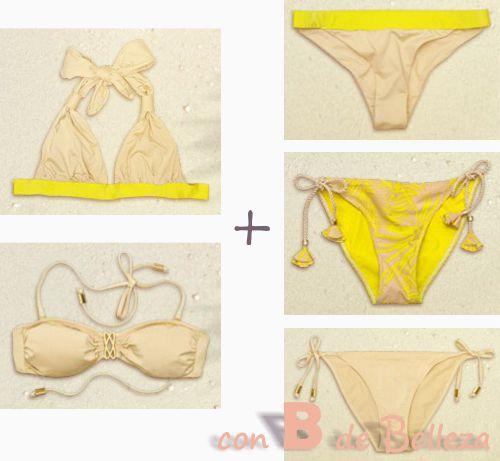 Bikini mix match