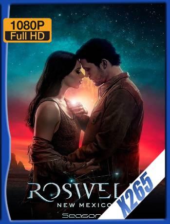 Roswell New México (2019) x265 [1080p] [Latino] [GoogleDrive] [RangerRojo]