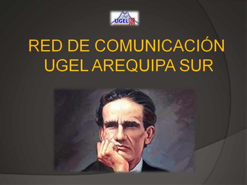 BLOG DE LA RED DE COMUNICACIÓN DE LA UGEL A.S.