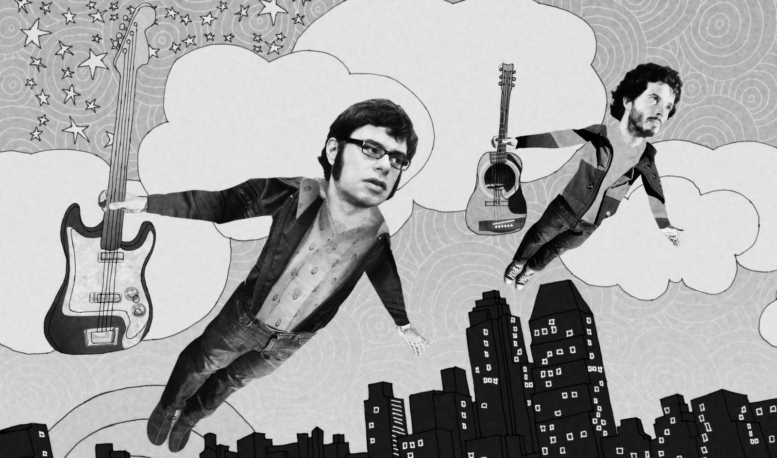 Flight of the Conchords