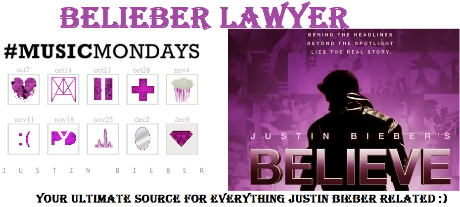 BELIEBER LAWYER!!