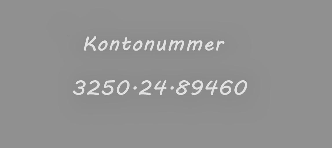 Kontonummer