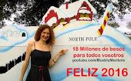 18 Millones de visitas en youtube.com/BeatrizMontero