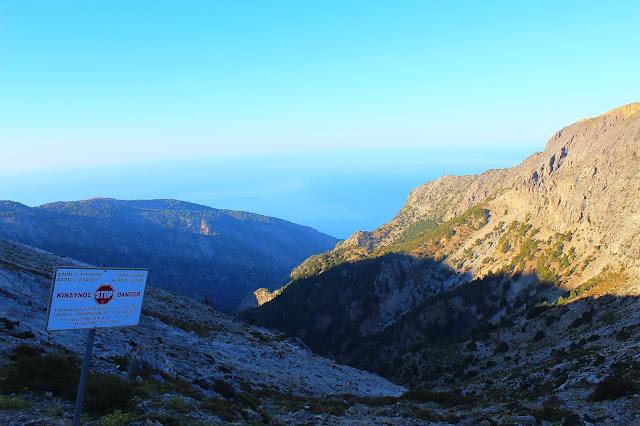 Tripiti Gorge, Crete