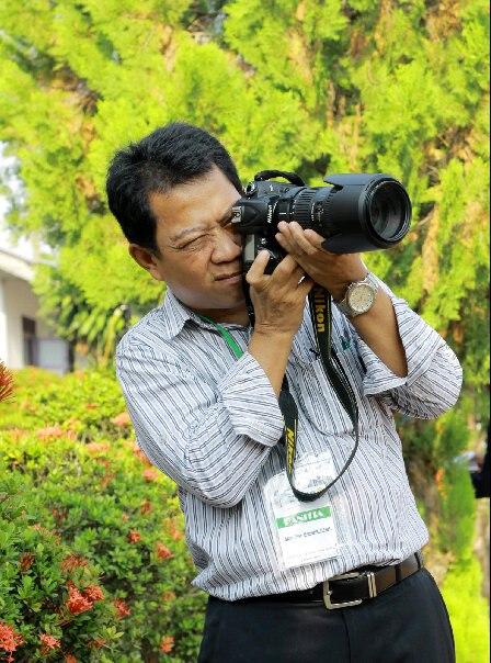 acara omb uvaya 2012, tips candid foto