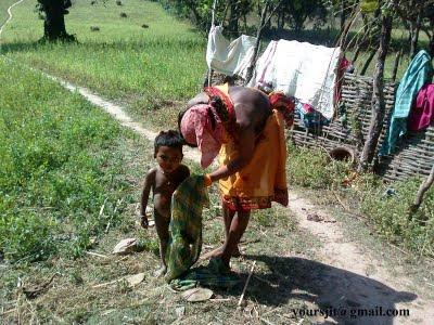 Dhurwa woman