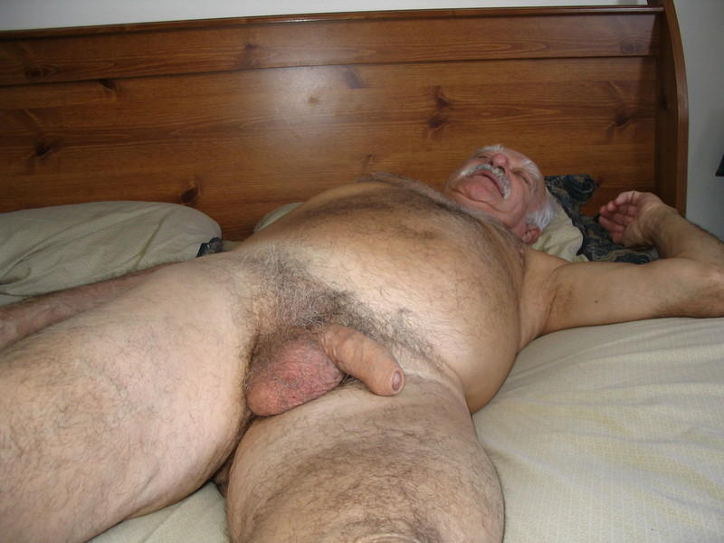 hot gay oldermen - hairy silver grandpa