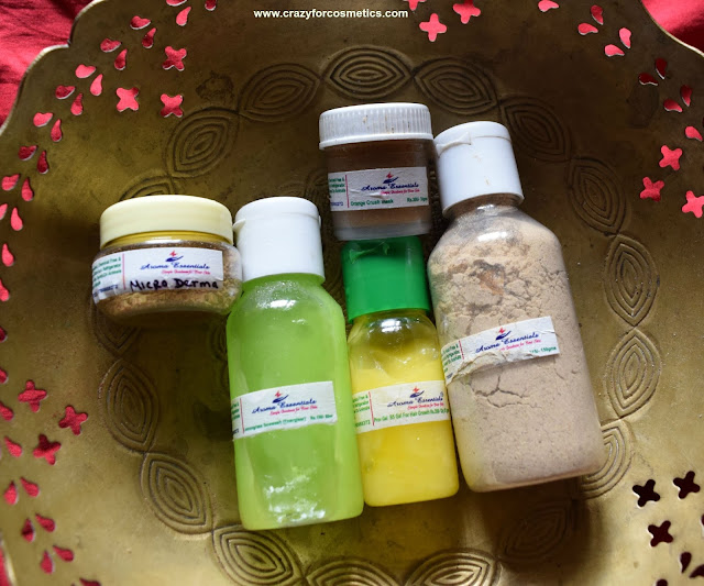 Aroma Essentials Products Bangalore