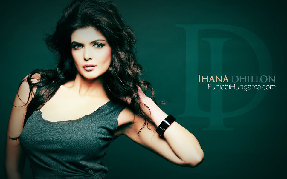 ihana Dhillon Hot Wallpapers Punjabi Actress & Model