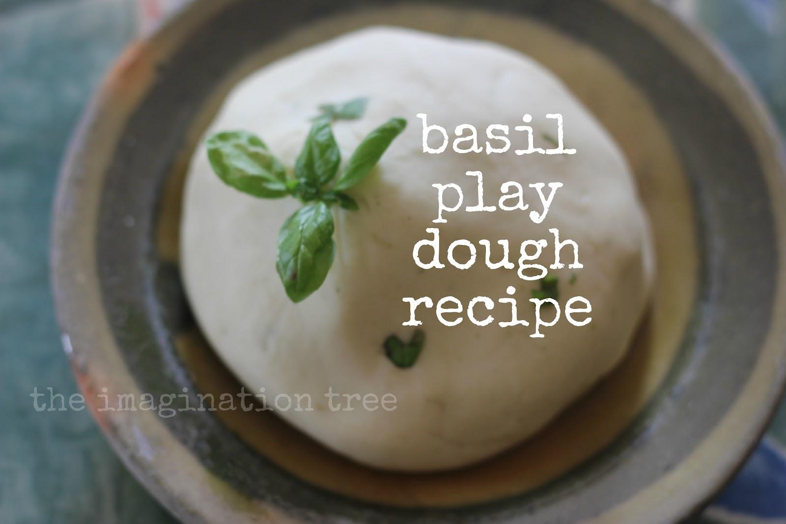 Natural Play Dough Recipe No-cook Play Dough Recipes
