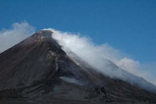 Mount Etna HD Wallpaper