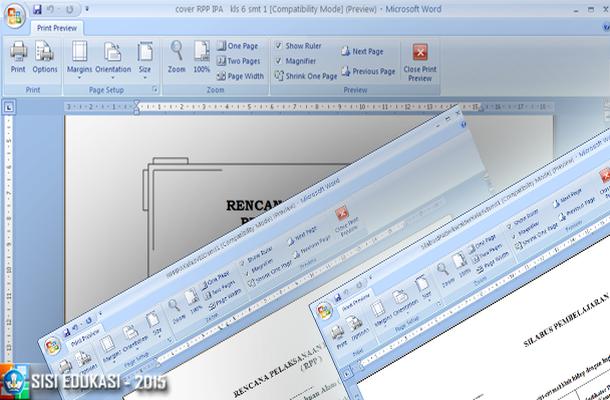 Perangkat Pembelajaran Sd Kelas 1 2 3 4 5 6 Ktsp Download Lengkap File Doc Microsoft Word