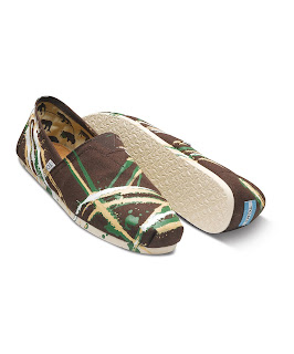 Mens Chocolate Tyler Ramsey Toms Shoes