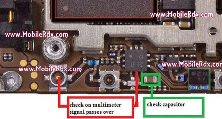 Iphone 4s Signal Problem Repair Solution Mobile Khmer