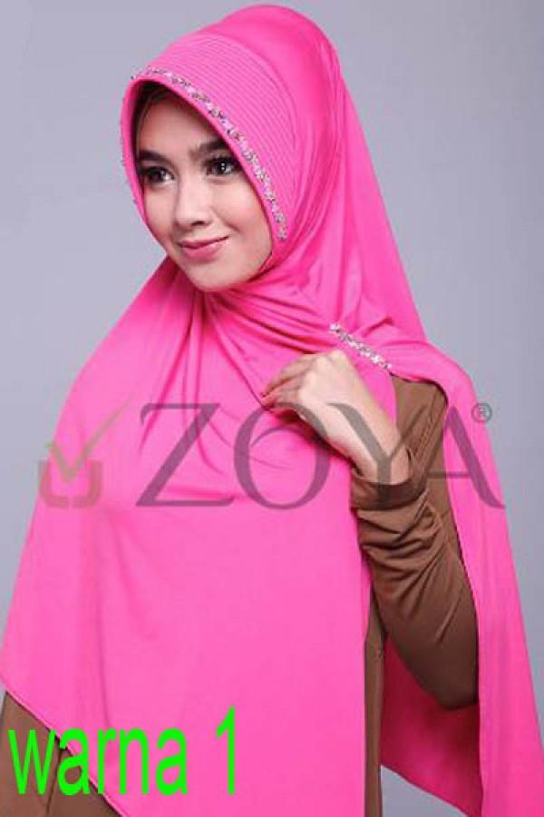 Zoya Bergo Zaida Algarve (Toko Jilbab dan Busana Muslimah Terbaru)