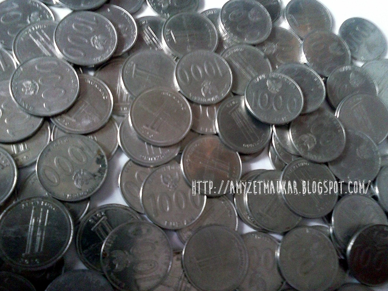 Self Reminder: Tutorial Membuat Mahar / Mas Kawin Dari Koin
