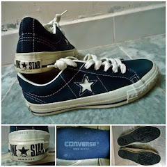 VINTAGE ONE STAR CONVERSE 70's