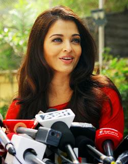 Aishwarya Rai Bachchan celebrates birthday with media