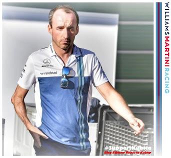 Robert Kubica's F1 Career Milestones