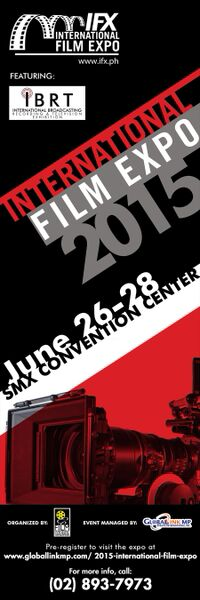 International Film Expo 2015 (June 26-28)