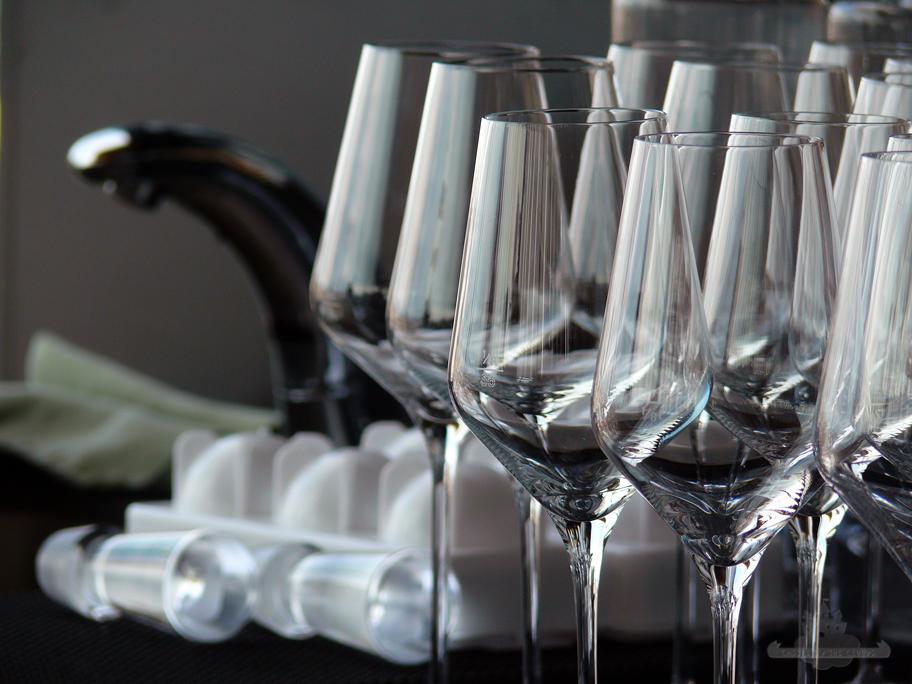 Discover Sofitel Vienna Stephansdom das Loft Gläser