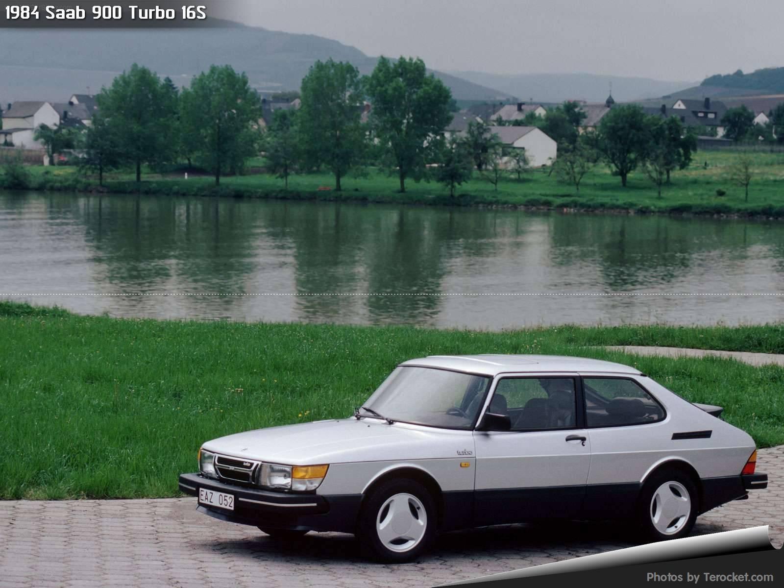 Hình ảnh xe ô tô Saab 900 Turbo 16S 1984 & nội ngoại thất