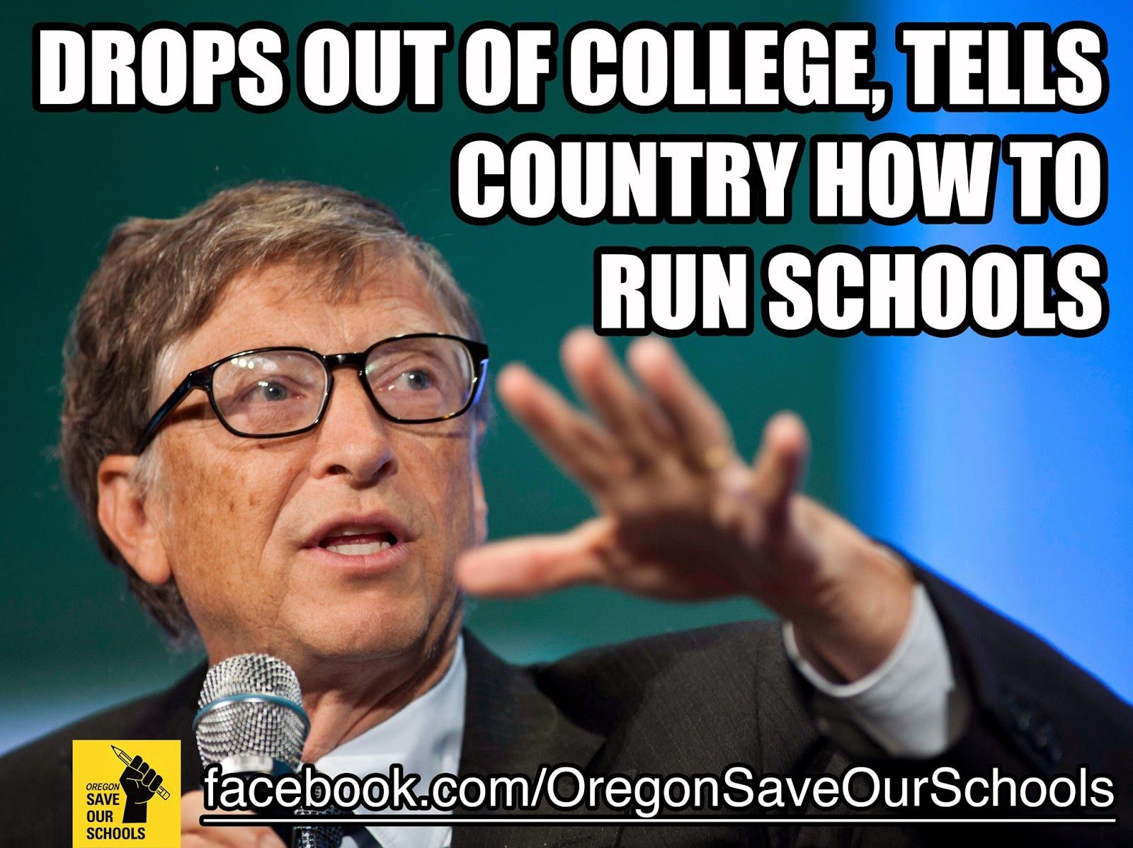 Facebook: Oregon Save Our Schools