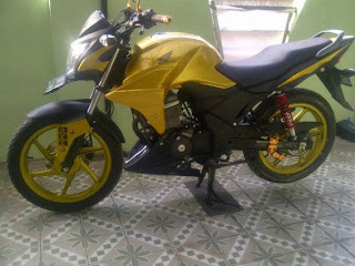 modifikasi honda new mega pro