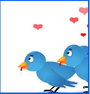 كيف تضيف تابعني علي تويتر لطائر تويتر متحرك رائعه جداااا بمدونة بلوجر