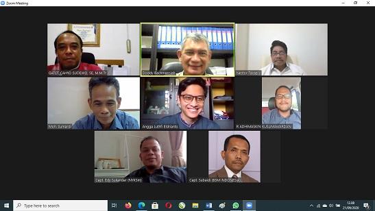 Rapat Bulanan - 21 September 2020