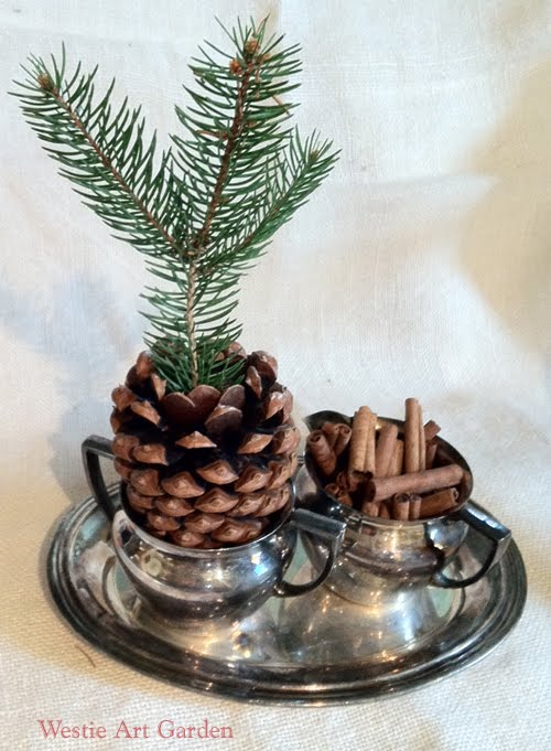 Cinnamon Sticks Table Decorations Holiday