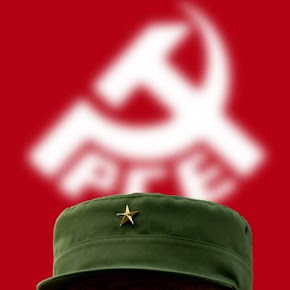 Concentración en homenaje a Fidel Castro