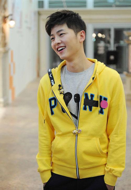 annyeonghaseyo news song joong ki to leave �running man�