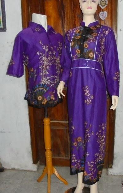 grosir batik sarimbit gamis