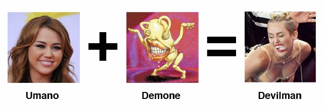 miley cyrus devilman yugiho