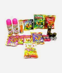 Snapdeal: Buy Holi Special – Pichkari, Gulal, water ballons for holi upto 85% off