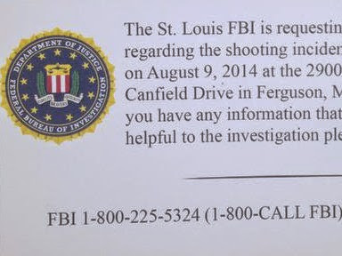 Here's Why The Feds Are Investigating Ferguson