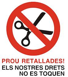 ¡¡¡NO A LOS RECORTES EN SANIDAD Y EDUCACIÓN!!!