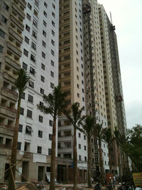 Chung cư Đại Thanh CT8-2